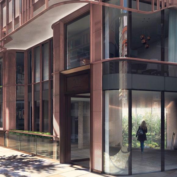 Residential : Apartments 9 Marylebone Lane Images