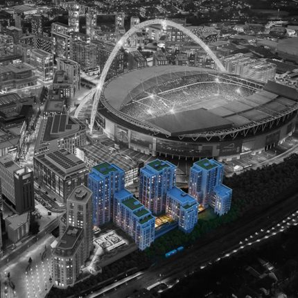 PRS Scheme: South West Lands Wembley