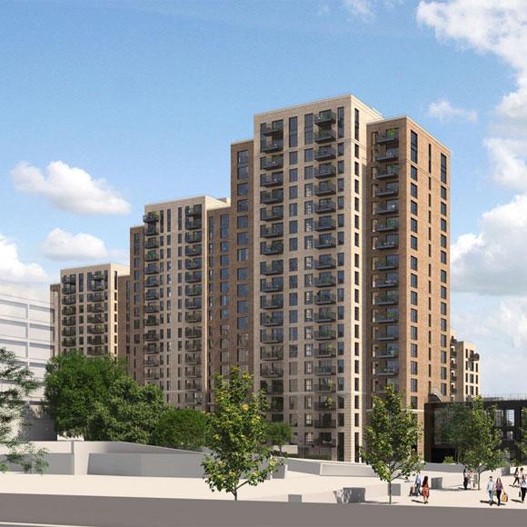 PRS Scheme: South West Lands Wembley Images
